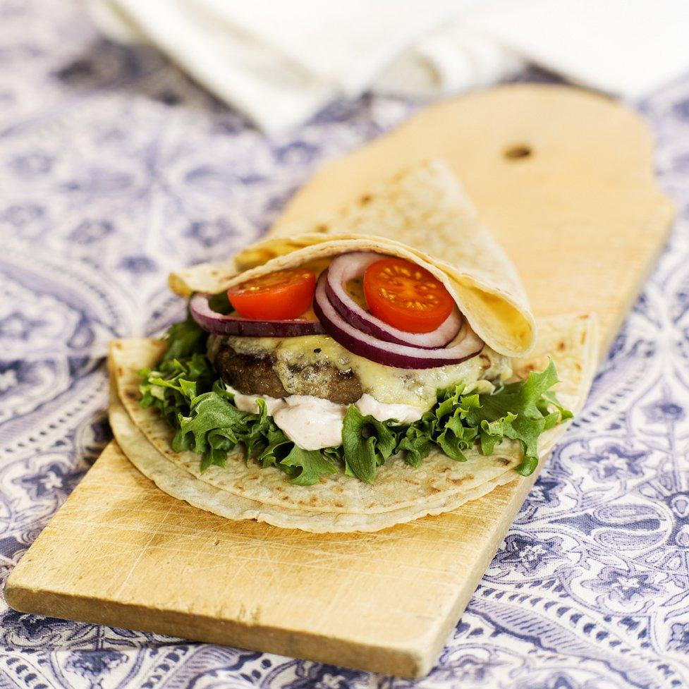 hamburger-i-lefse